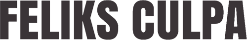 Feliks Culpa Retina Logo